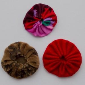 The three yo-yo's