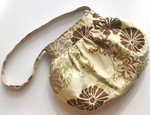 ... a little bag...