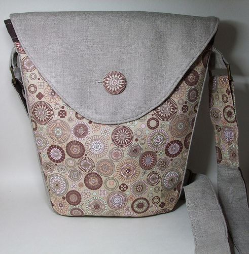 Bag made for a commission