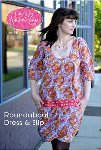 Roundabout Dress and Slip