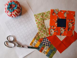 Blocks for the quilt along