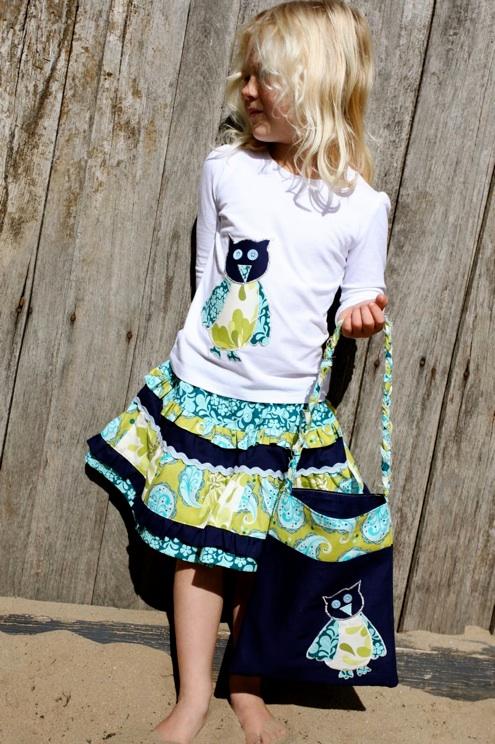 Blossom-skirt