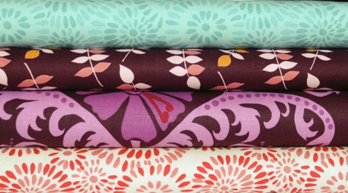 lovely Jenaveve fabrics by Valori Wells at Gone to Earth