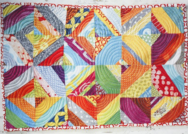 quilt from Fresh Quilting