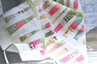 Beanstalks quilt
